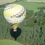 Let balonem je nezapomenutelný zážitek