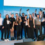 Designér Matúš Chlpek získal stříbro za návrh tenisek v prestižní soutěži BraunPrize 2018