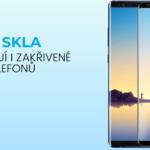 Brnění pro mobil? Tvrzená skla Samsung!